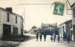 44 - Saint Julien De Concelles - Route De Nantes - Autres Communes