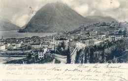 Suisse - Lugano  Und Monte Savatore - TI Tessin