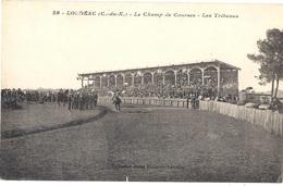 22 COTES D'ARMOR - LOUDEAC Champ De Courses, Les Tribunes (voir Descriptif) - Loudéac