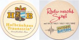 #D168-254 Viltje Hofbrauhaus Traunstein - Sous-bocks