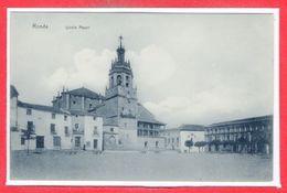 ESPAGNE  -- RONDA - Iglesia Mayor - Espagne