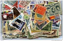 AMERIQUE Lot 500 Timbres Tous Differents Neufs Et Oblitérés - Stamps