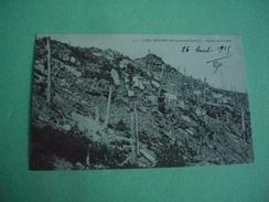Hartmannswillerkopf 88  Maps Postcard Postkarte Cartolina Postale - Francia