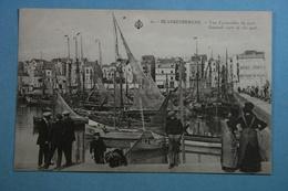 Blankenberge Vue D'ensemble Du Port General View Of The Port - Blankenberge