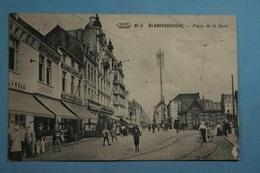 Blankenberge Place De La Gare - Blankenberge