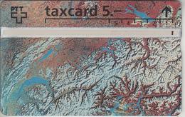 SUISSE - PHONE CARD - °TAXCARD-PRIVÉE ***  PHOTO-SATELLITE  *** - Svizzera