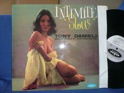 TONY DANIEL 33t VINYLE INTIMITE SLOW COMPILATION - Compilations