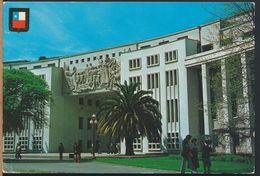 °°° 9392 - CHILE - CONCEPCION - CIUDAD UNIVERSITARIA - 1991 °°° - Cile