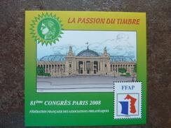 2008 _ 81ème Congrès FFAP PARIS ** MNH - FFAP