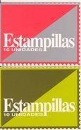 CHILE, 1995, Booklet 40/41, Churches - Chili