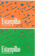 CHILE, 1995, Booklet 42/43, Christmas, Pair - Chile