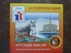 2009 _ 82ème Congrès FFAP TARBES ** MNH - FFAP