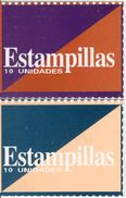 CHILE, 1996, Booklet 44/45, Churches - Chile