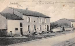 57 - MOSELLE / Gravelotte - 57817 - Die Post Und Kriegerfriedhof - Otros Municipios