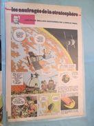 CONQUETE SPATIALE : LES NAUFRAGES DE LA STRATOSPHERE - LES PLUS BELLES HISTOIRE DE L'ONCLE - Books, Magazines, Comics