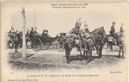Fêtes Franco-Russes - Grandes Manœuvres De L'Est - Histoire