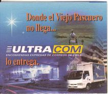 CHILE, 2000, Booklet 56, Christmas 2000 - Chile