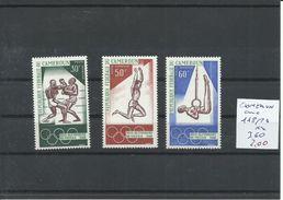 CAMERUN   YVERT  AEREO 118/20  MNH  ** - Verano 1968: México