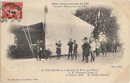 Fêtes Franco-Russes De 1901 - Grandes Manœuvres De L'Est - Historia