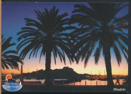 °°° 9395 - CABO VERDE - BAIA DO PORTO GRANDE E MONTE CARA °°° - Capo Verde