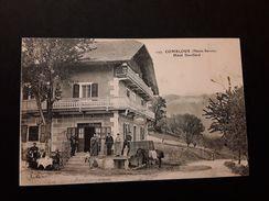 74 COMBLOUX (HAUTE SAVOIE) Hotel Duvillard - Combloux