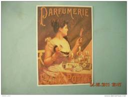 CLOUET   10957  PARFUMERIE  FELIX POTIN - Advertising