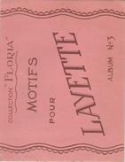 Motifs De Broderie Pour Layette, Collection Floria Album N°3 - Moda