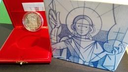 CITTA' DEL VATICANO YEAR 2001  - QUALITA' FDS - PROOF - PASQUA DI RESURREZIONE - PAPA GIOVANNI PAOLO II° - Vaticano
