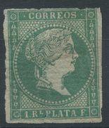 Lot N°38365  ANTILLES ESPAGNOLES, N°2, Neuf Sans Gomme - 1850-68 Kingdom: Isabella II