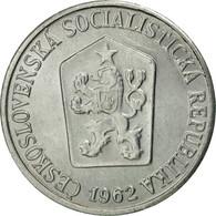 Tchécoslovaquie, Haler, 1962, SUP, Aluminium, KM:51 - Czechoslovakia