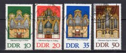 DDR   2111 - 2114   Gestempelt - DDR