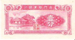 China  - Pick S1655 - 1 Cent 1948 - 1949 - Unc - Cina