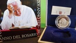 CITTA' DEL VATICANO YEAR 2003  - QUALITA' FDS - PROOF - ANNO DEL ROSARIO - PAPA GIOVANNI PAOLO II° - Vaticano