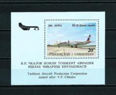 Uzbekistán  Nº Yvert  HB-6C  En Nuevo - Uzbekistán