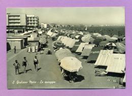 S.  Giuliano Mare - La Spiaggia - Rimini