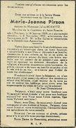 Gouvy Retigny Marie Jeanne Pirson 1889-1957 Epouse De Jules Schmitz - Gouvy