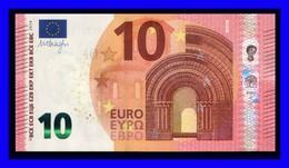 """""""VA"""" SPAIN  Firma DRAGHI  V006 I2 UNC - 10 Euro"""