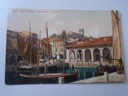 D154444 Italia  Lago Di Garda Desenzano  -Il Porto Ca 1905-10 - Italia