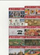 LOT DE 10 CARTES - Thaïlande