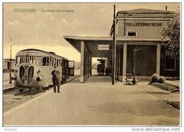 (C).Colleferro(RM).Stazione Ferroviaria.F.to Grande.NV (c17) - Other Cities