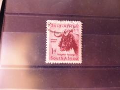 AFRIQUE DU SUD  TIMBRE  REFERENCE  N°222 - Oblitérés