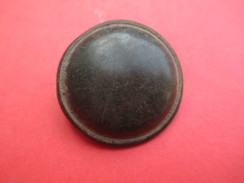 Bouton  / Militaria/ Bronze/Sans Motif/ Origine à Déterminer / XVIII éme?    BOUT123 - Buttons