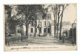 MAUBEUGE La Caisse D'Epargne Et Le Cercle Militaire - Maubeuge