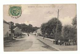 MAUBEUGE Pont-Allant - La Fontaine - Maubeuge