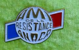 AMI DE LA RESISTANCE - Militari