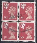 GB-Scotland 1993  25p (o) SG. S84 - Mi.66 - Regional Issues