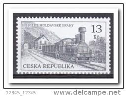 Tsjechië 2015, Postfris MNH, Trains - Tsjechië