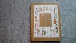 Under The Window By Kate Greenaway Enfantina Illustré - Children's