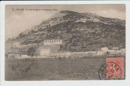 TOULON - VAR - LE FORT ROUGE ET LE CHATEAU D'EAU - Toulon
