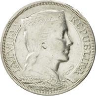 Latvia, 5 Lati, 1931, TTB+, Argent, KM:9 - Lettonie